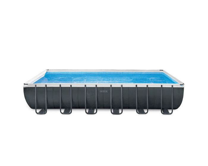 Intex Ultra XTR Frame Pool 732 x 366 x 132 cm (set incl. zandfilterpomp)