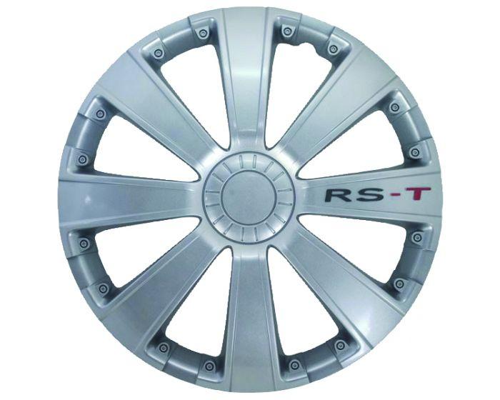 RS-T silver - 14 inch wieldoppen