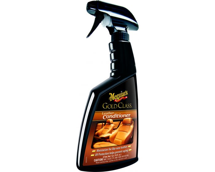 Meguiars gold class leather & vinyl conditioner G18616 - 473 ml