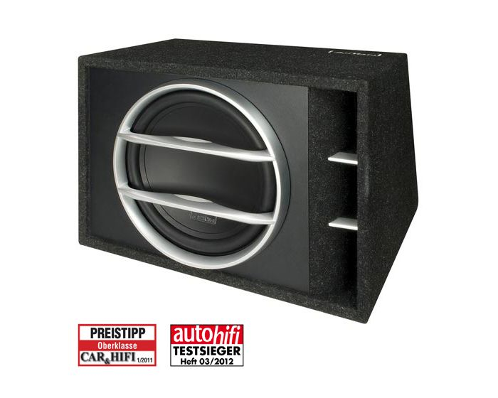 Axton AXB30 subwoofer in kist 12