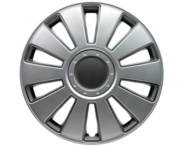 Pennsylvania Silver - 16 inch wieldoppen