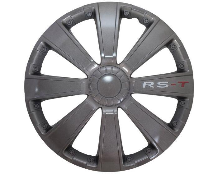 RS-T Gun Metal - 13 inch wieldoppen