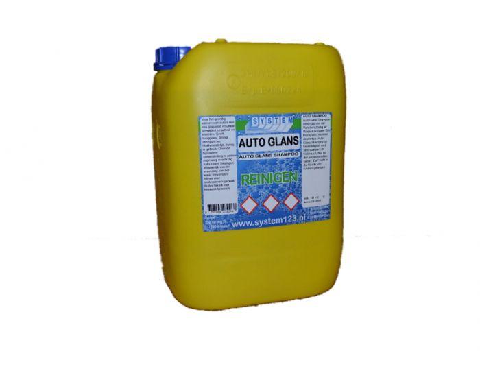 System auto glans shampoo  10 liter