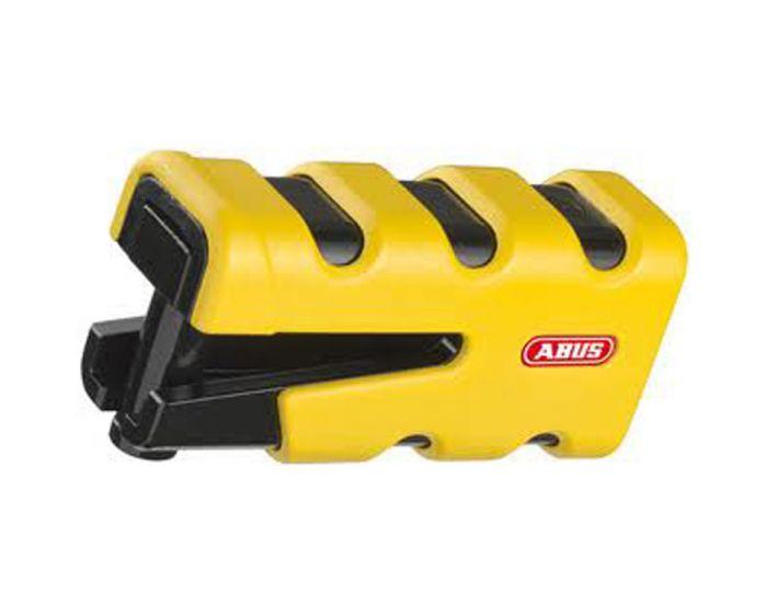 Abus schijfremslot  77 Sledge Grip Yellow