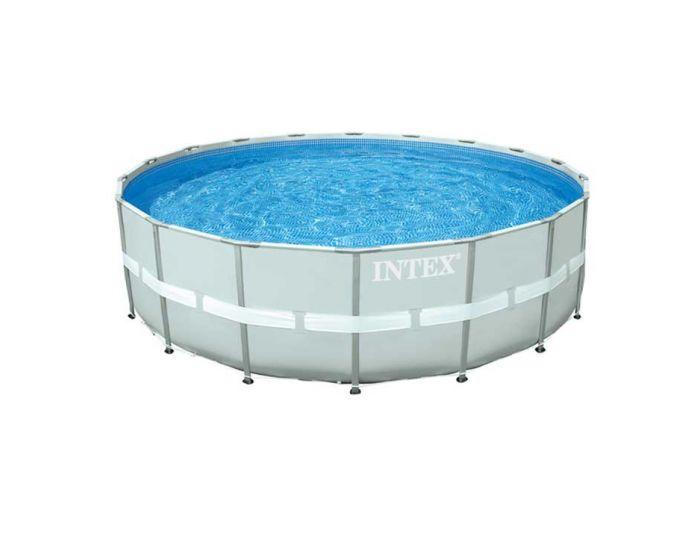 Intex Ultra Frame Pool Ø 488 x 122 cm (set)