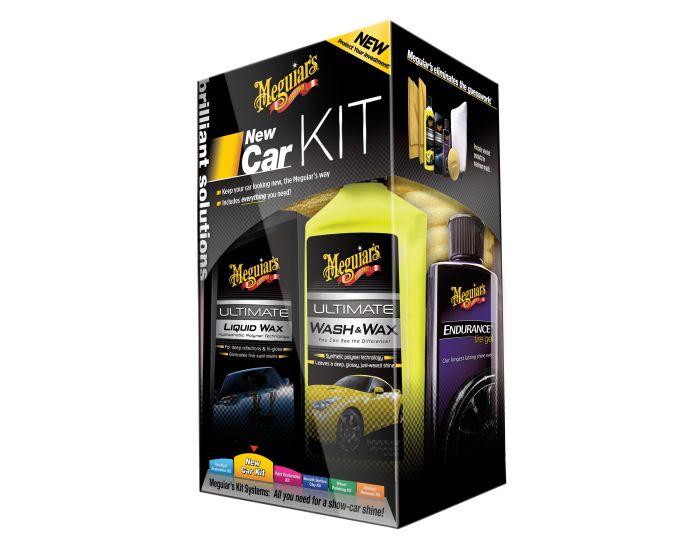 Meguiars New Car Kit G3200