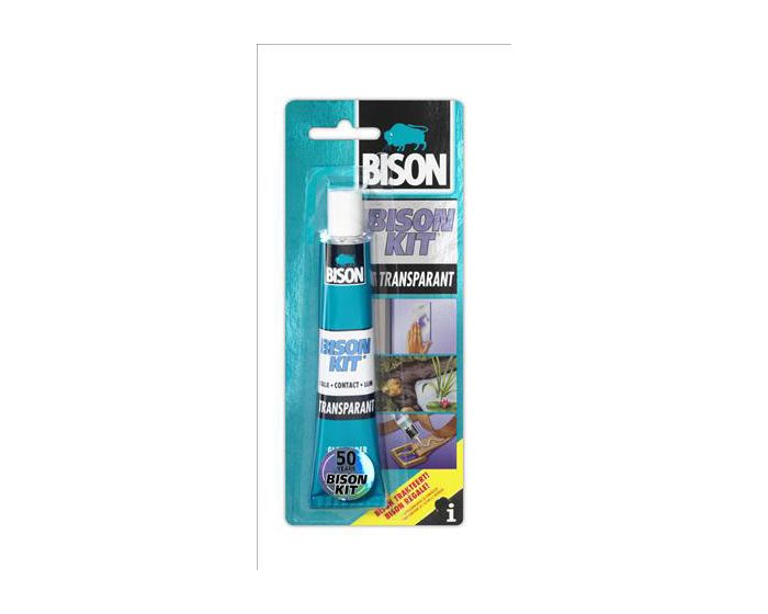 Bison Kit Transparant tube 100ml
