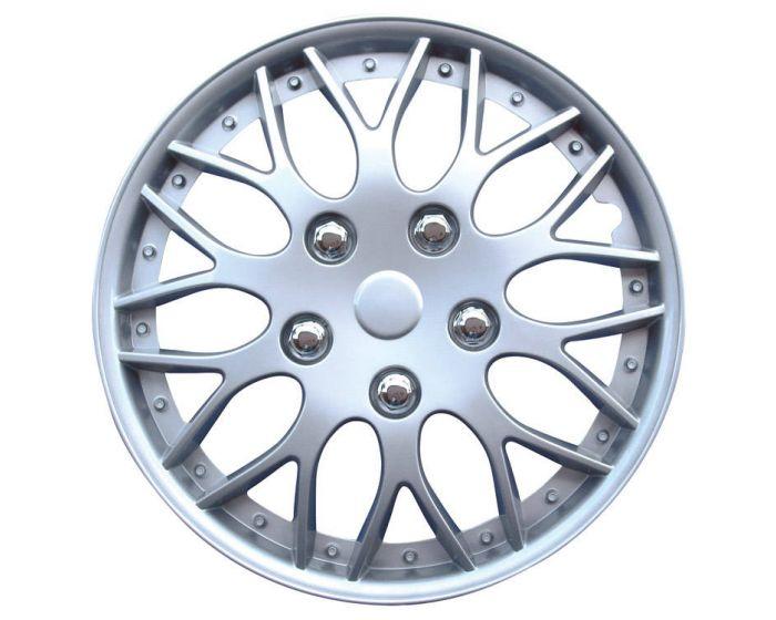Missouri Silver - 13 inch wieldoppen