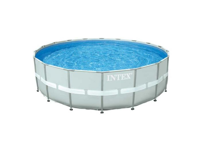 Intex Ultra Frame Pool Ø 549 cm x 132 cm (set incl. zandfilterpomp)