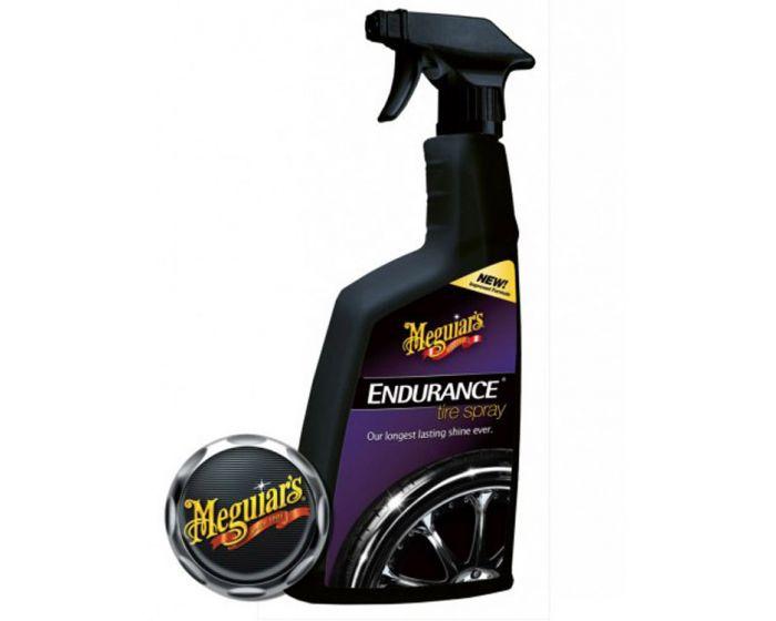 Meguiars Endurance tyre dressing spra