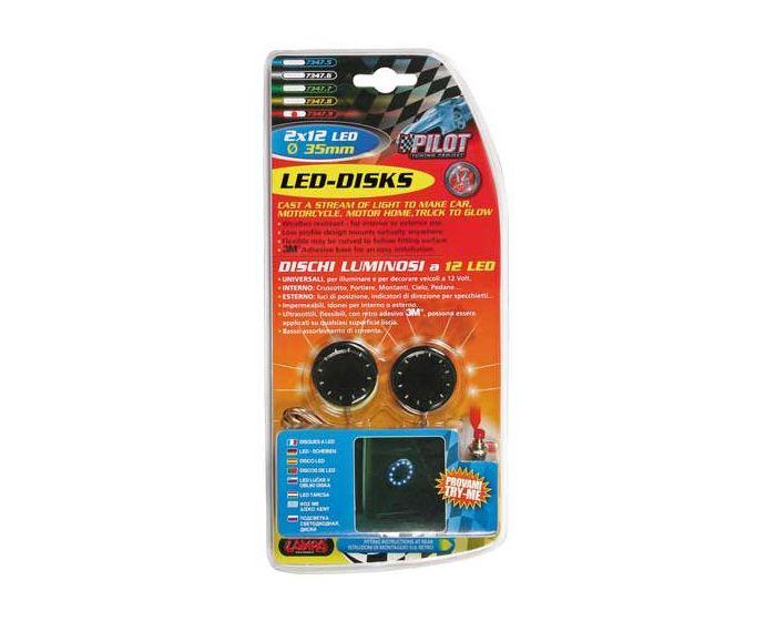 LED disks 12 V