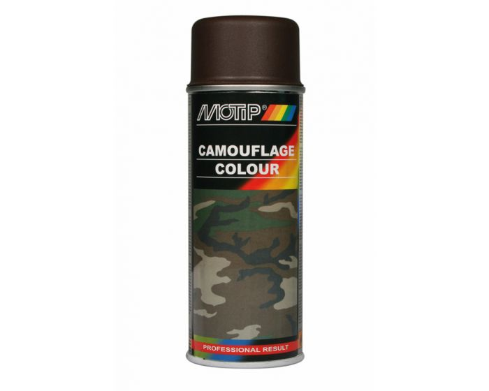 Motip camouflagelak 400ml ral 8027