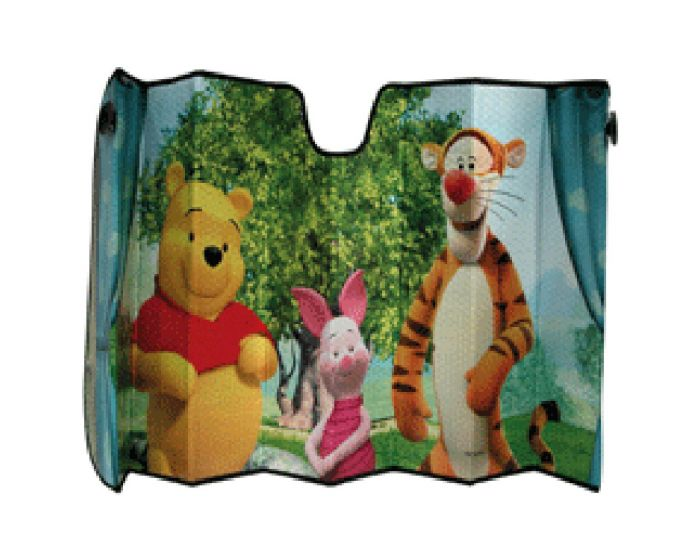 Disney Winie the Pooh Zonnescherm Friends