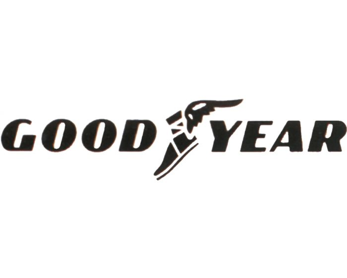 Good year sticker
