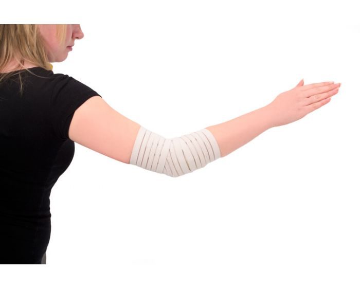 Bandage Elleboog EZ Wrap 90x7 Vitility