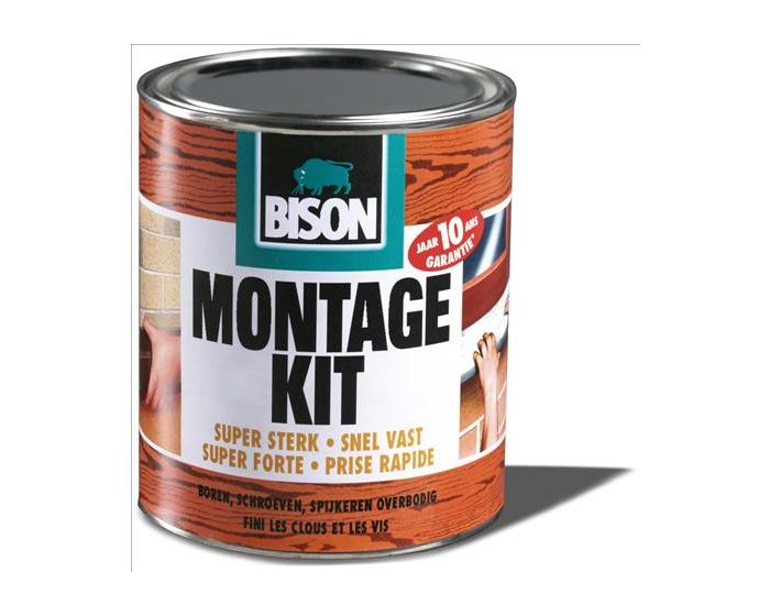 Bison Montagekit Origineel 750gram