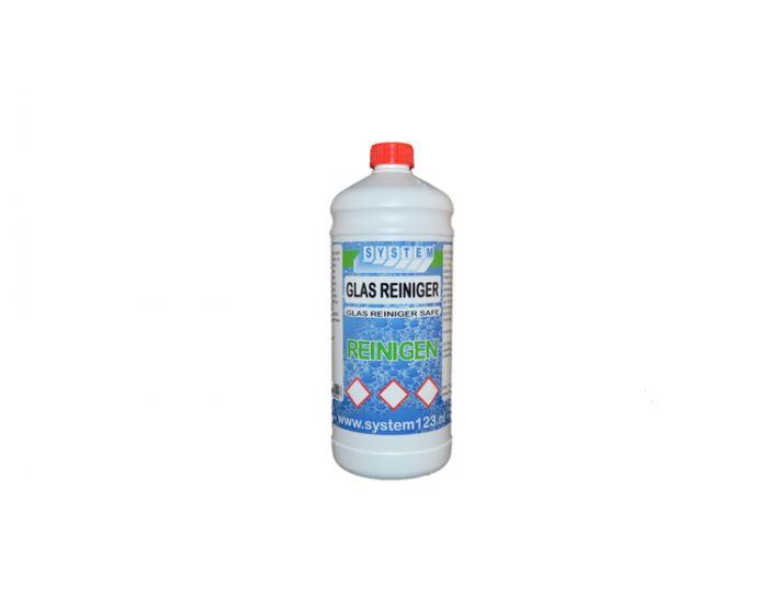 System glasreiniger safe 1 liter