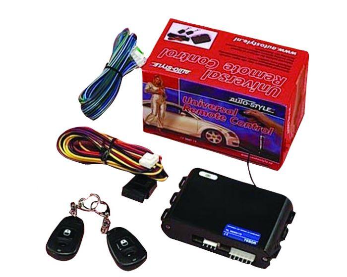 Alarmsysteem TE374 AutoStyle