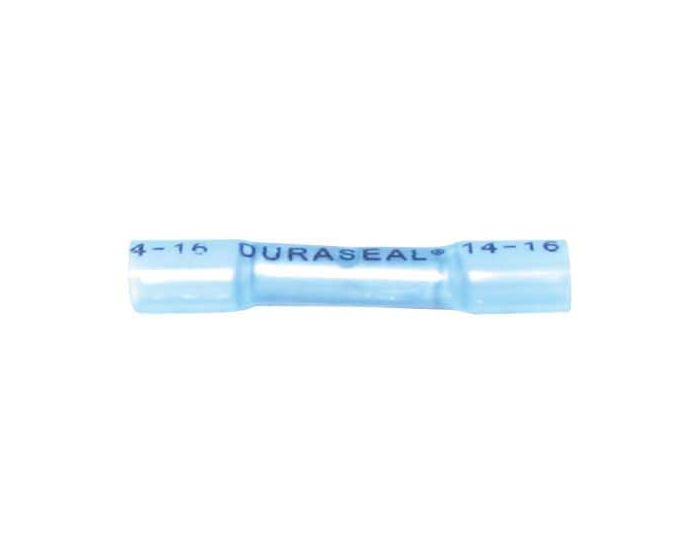 Kabeldoorverbinder blauw 5 stuks