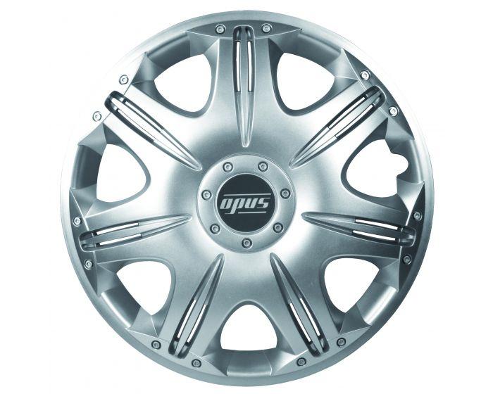Opus silver - 14 inch wieldoppen