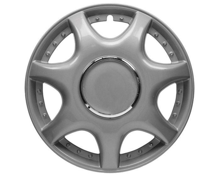 Florida Silver - 13 inch wieldoppen