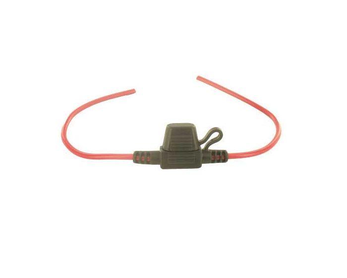 Mini zekeringhouder FHM1 1 stuk