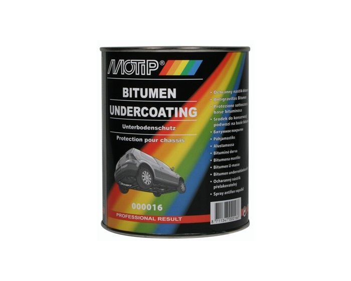 Motip undercoating bitumen 1kg