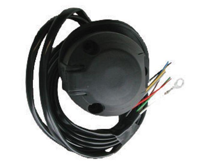 Stekkerdoosset 13-polig Jaeger inclusief kabel
