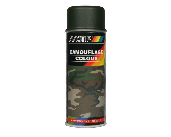 Motip camouflagelak 400ml ral 6031