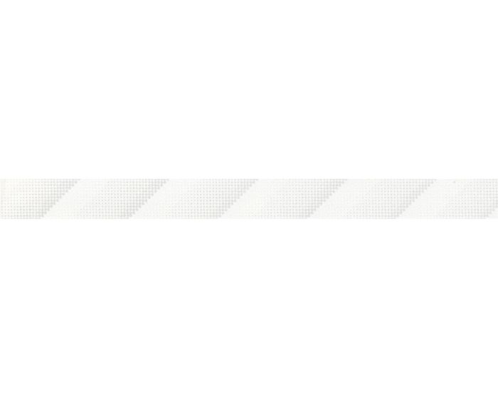 Striping strepen wit 56mm sticker