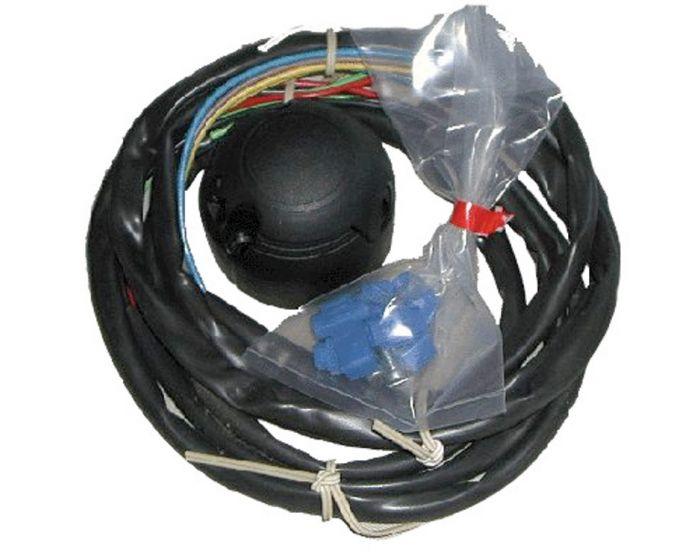 Stekkerdoosset 7-polig inclusief 1.5m kabel