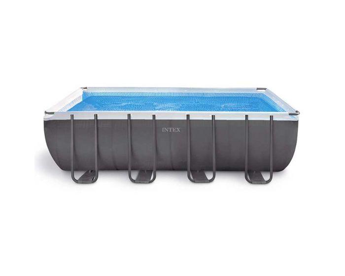 Intex Ultra Frame Pool 549 x 274 x 132 cm (set incl. zandfilterpomp)
