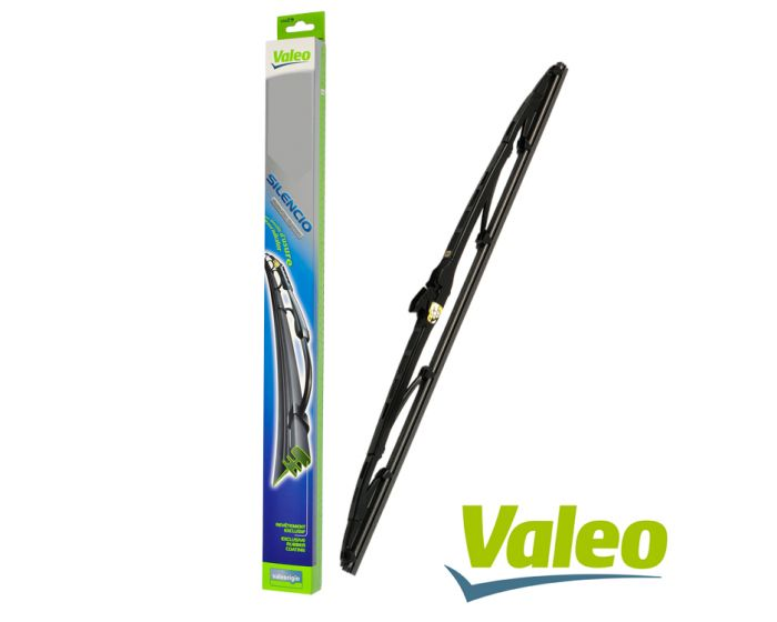 Valeo Silencio VM29 wisserblad gebogen - 55CM (1x)