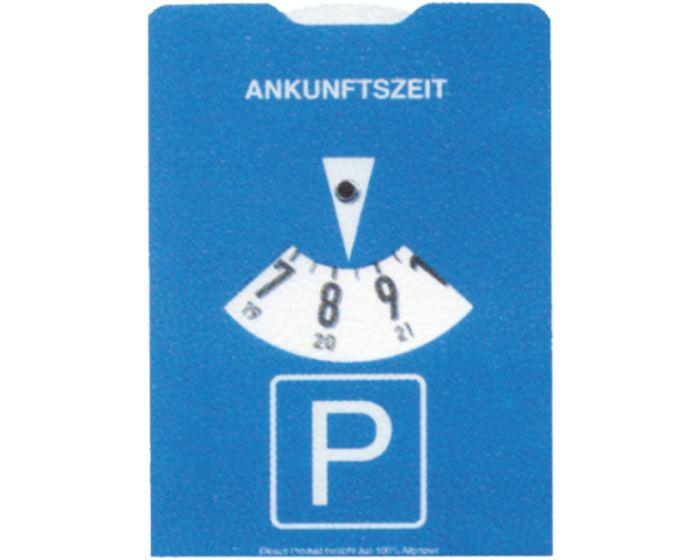 Parkeerkaart benzinemeter sticker