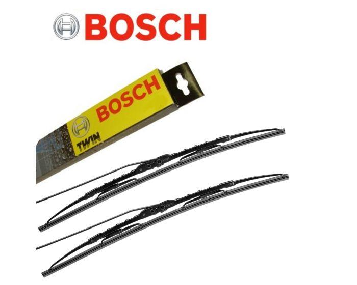 Bosch 650 Ruitenwisserset (x2) standaard