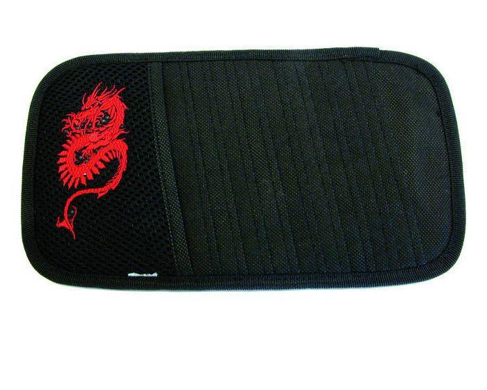 CD-houder draak rood