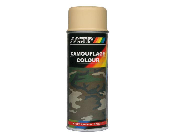 Motip camouflagelak 400ml ral 1001
