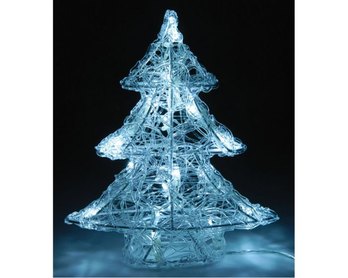 Kerstboom Acryl 25cm