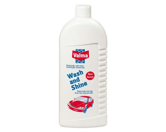 Valma wash & shine 1 liter