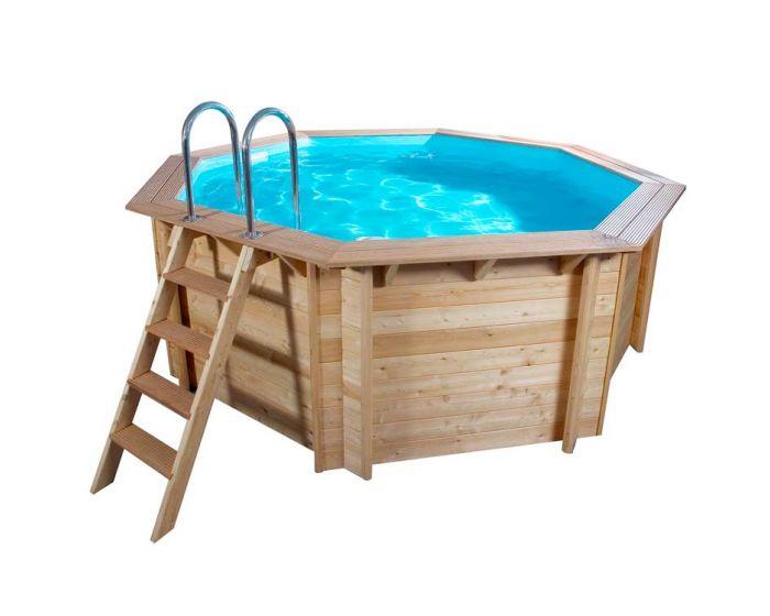 Interline zwembad Spruce 440x440