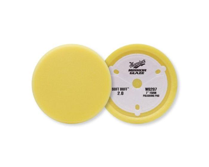 Meguiars Foam Polishing Pad DFP5