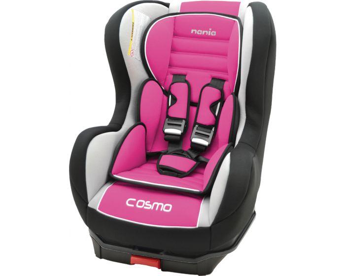 Autostoel Nania Cosmo SP Luxe Agora Framboise groep 0/1