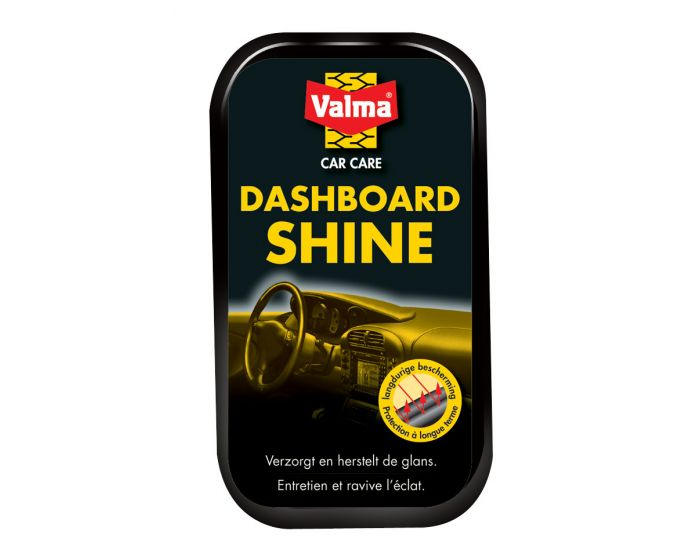 Valma dashboard shine spons