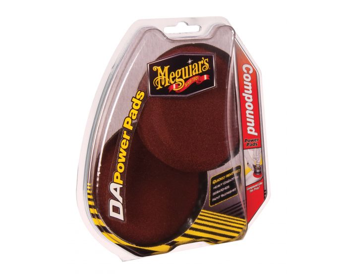 Meguiars Dual Action Power System Pads G3507INT - 2 stuks