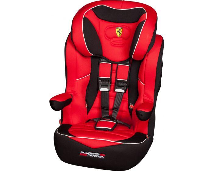 Autostoel Ferrari I-Max SP Rosso groep 1/2/3