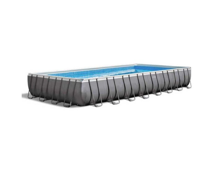 Intex Ultra Frame Pool 975 x 488 x 132 cm (set incl. zandfilterpomp)