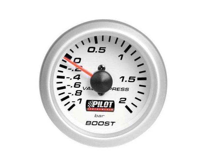 Mechanische turbo druk meter