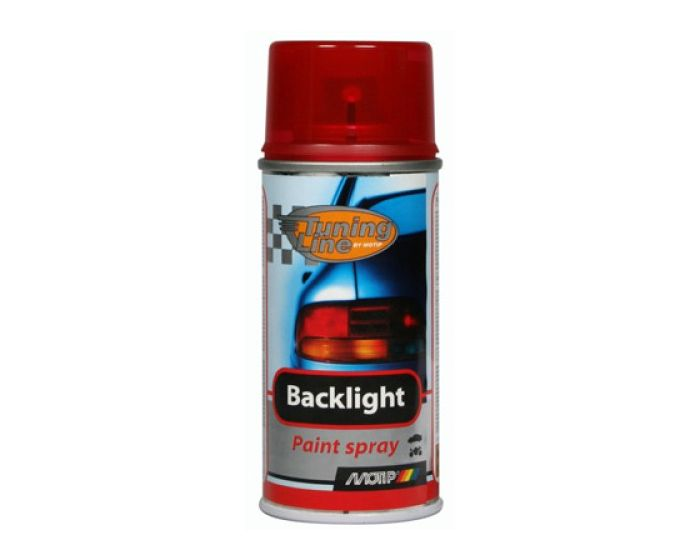 Motip achterlicht spray redlight 400ml