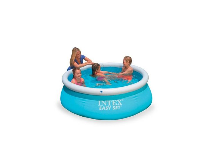 Intex easy set pool 183 cm for Heuts zwembad