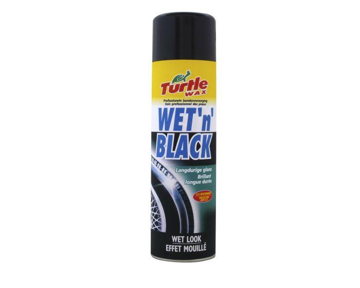 Turtle Wax Wet 'n Black 500ml